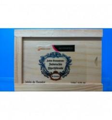 COSMETICS&Co JABÓN HIPERHIDROSIS 115 g en caja de madera