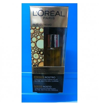 L´ORÉAL AGE PERFECT ACEITE ROSTRO 8 ACEITES 30 ml