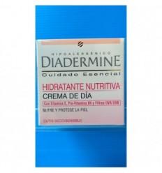 DIADERMINE CREMA HIDRATANTE NUTRITIVA DÍA PARA CUTIS SECO Y SENSIBLE 50 ml