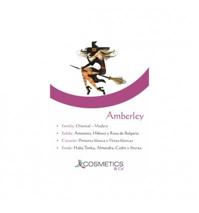 AMBERLEY EDT 100ML MUJER