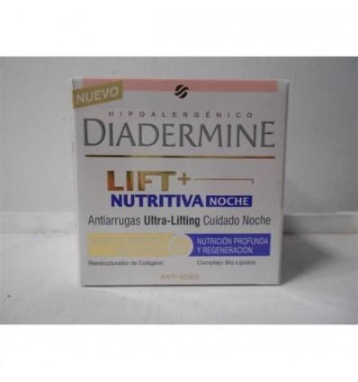 DIADERMINE LIFT NUTRITIVA NOCHE CREMA EFECTO FIRMEZA DURADERO 50 ML