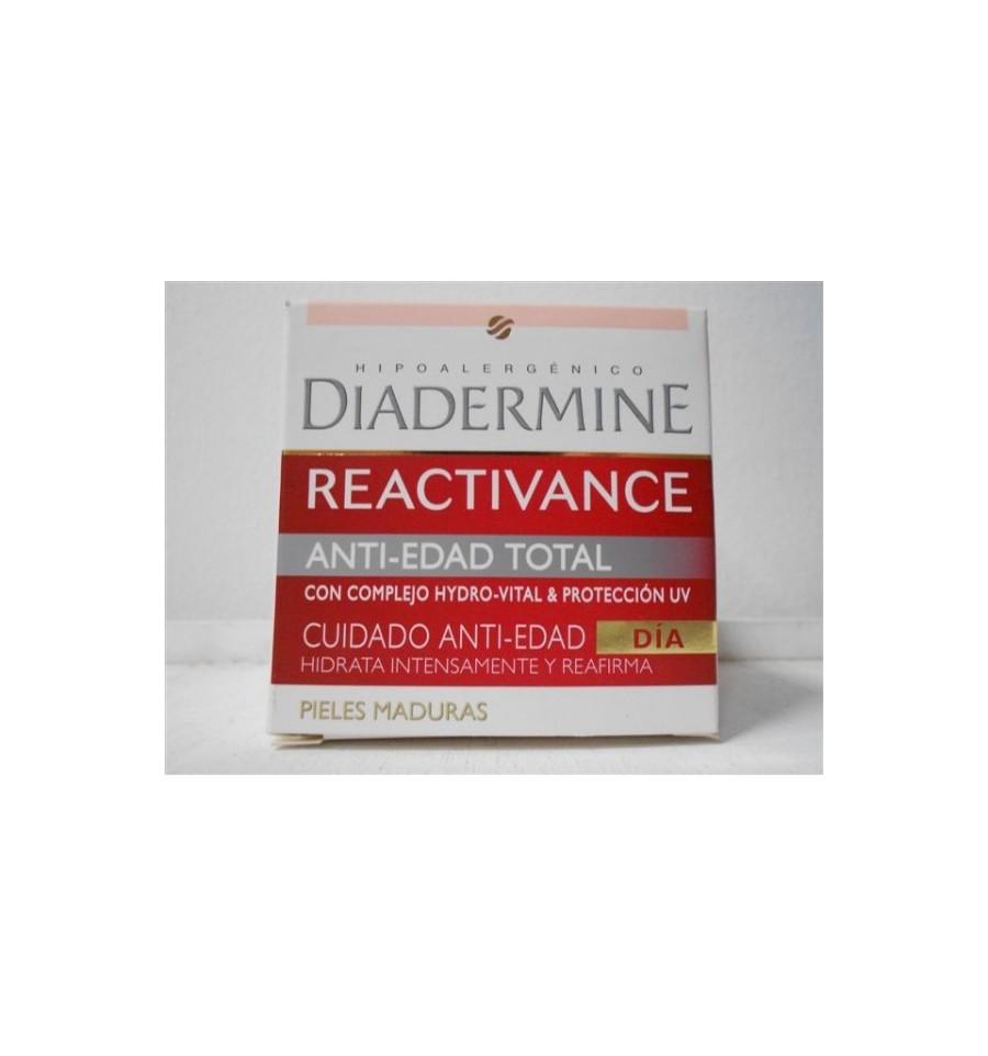 Diadermine Reactivance Cuidado Anti-Edad Total Día 50ml..