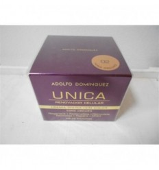 ADOLFO DOMINGUEZ UNICA CR DIA 02 TONO OSCURO SPF 20 50 ml