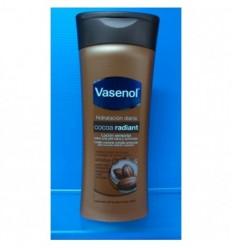 VASENOL CREMA CORPORAL COCOA RADIANT 400 ml