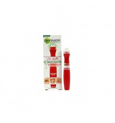 Garnier Ultralift Roll On Antiarrugas Ojos y Labios 15 ml