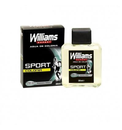 WILLIAMS SPORT MEN AGUA DE COLONIA 200 ML