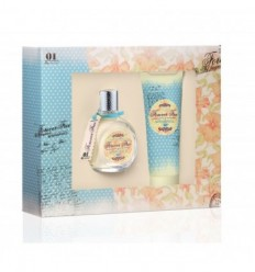 SPRINGFIELD FOREVER FREE 01 FOR HER EDT 100 + BODY MILK 100 ml