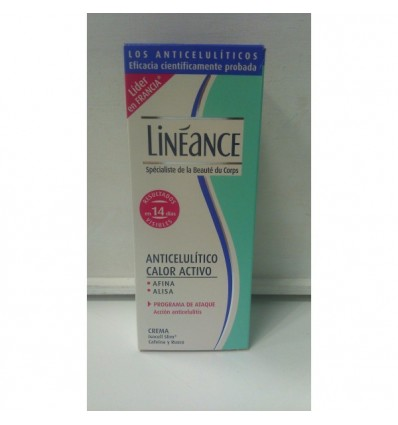 LINEANCE ANTICEL.CALOR ACTIVO CR 125ML