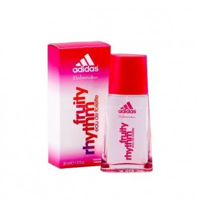 ADIDAS FRUITY RHYTHM EDT WOMAN SPRAY 30 ml