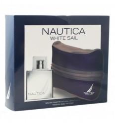NAUTICA WHITE SAIL EDT 100 ml VP + NECESER FOR MEN