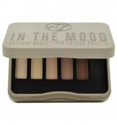 W7 IN THE MOOD NATURALS NUDES PALETA 6 SOMBRAS