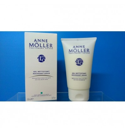 ANNE MÖLLER GEL DESMAQUILLANTE NO GRASO P MIXTA 150 ml