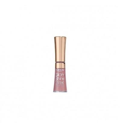 L'ORÉAL GLAM SHINE NATURAL GLOW GLOSS 400 JUICY ROSE GLOW