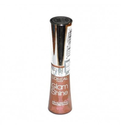 L'ORÉAL GLAM SHINE GLOSS 300 BRONZE STRASS CRYSTALS