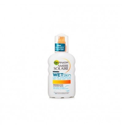 GARNIER DELIAL WET SKIN SPF 20 SPRAY CORPORAL 200ML