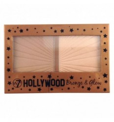 W7 HOLLYWOOD BRONCADOR & ILUMINADOR FACIAL 13G