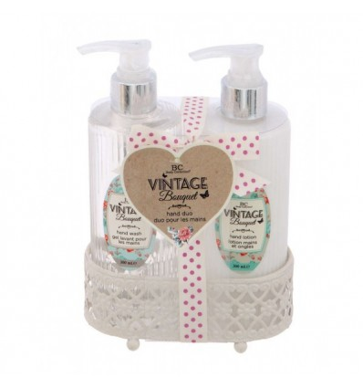 BC VINTAGE BOUQUET TIMELESS HAND DUO REF 6370