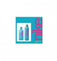 NIKE AZURE WOMAN EDT 100 ml + DEO SPRAY 200 ml