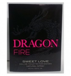 DRAGON FIRE SWEET LOVE EDT 100 ML WOMAN