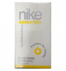 NIKE SENSACTION PASSION FOR VANILA EDT 50 SPRAY WOMAN