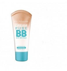 MAYBELLINE DREAM PURE BB CREAM PIEL GRASA Y MIXTA T MEDIO-OSCURO SPF 15 30ML