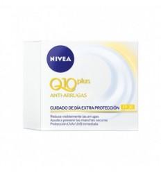 NIVEA Q10 PLUS CREMA DIA ANTI-ARRUGAS SPF 30 50 ML