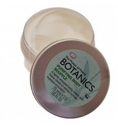 BOOTS BOTANICS PURIFYING BODY SOUFFLE 75 ML