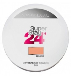MAYBELLINE SUPER STAY 24H WATERPROOF POWDER 20 CAMEO 9G