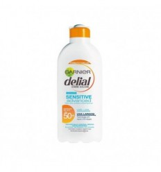 GARNIER DELIAL SENSITIVE ADVANCED SPF 50 LECHE SOLAR 400 ML