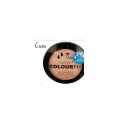 TECHNIC COLOUR FIX POLVO COMPACTO WATERPROOF COCOA