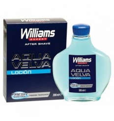 WILLIAMS AQUA VELVA LOCIÓN AFTER SHAVE FRESH CONTROL 200 ML