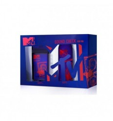 MTV SOUND CHECK FOR HIM EDT 75 ml SPRAY + DEO SPRAY 200 ml