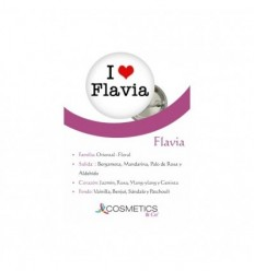 FLAVIA EDT 100ML MUJER