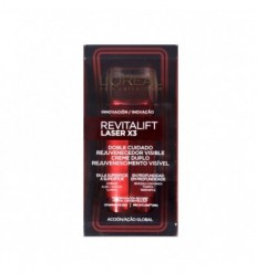 LOREAL REVITALIFT LASER X3 DOBLE CUIDADO REJUVENECEDOR VISIBLE CR DÍA 48 ML