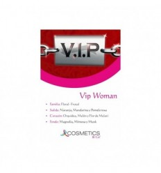 VIP WOMAN EDT 100 ml vapo