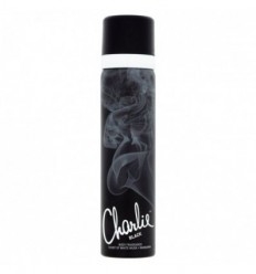 CHARLIE BLACK BODY FRAGANCE 75 ML SPRAY