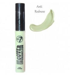 W7 COVER CHAMELEON CORRECTOR FLUIDO ANTI REDNESS 2,2 G