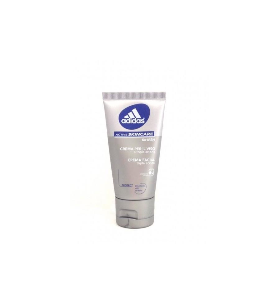 Especializarse Pelearse Comparable  ADIDAS CREMA FACIAL TRIPLE ACCIÓN FOR MEN 50 ML - Cosmetics & Co