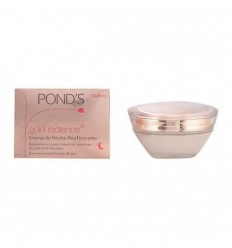 POND´S GOLD RADIANCE CREMA DE NOCHE REAFIRMANTE 50 ml