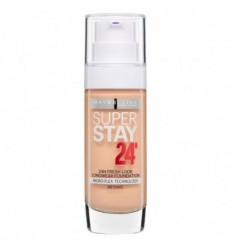 MAYBELLINE SUPER STAY 24H MAQUILAJE LARGA DURACIÓN 30 SAND 30 ML