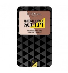 L´OREAL INFAILLIBLE SCULPT 01 LIGHT