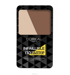 L´OREAL INFAILLIBLE SCULPT 03 MEDIUM DARK