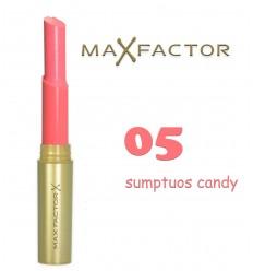 MAX FACTOR 05 SUMPTUOS CANDY LABIAL EN STICK