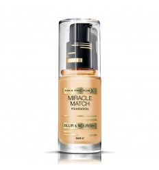 MAX FACTOR MIRACLE MATCH 47 NUDE MAQUILLAJE
