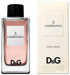 D&G L´IMPERATRICE POUR FEMME EDT 100 ML