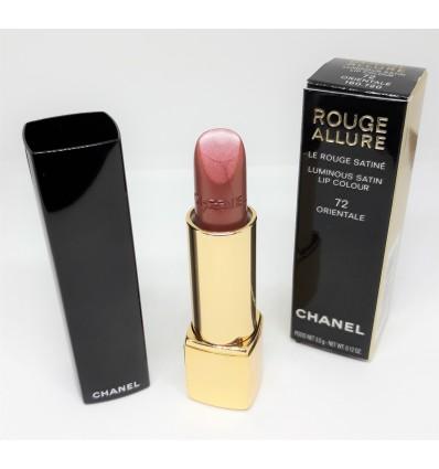 Chanel Rouge Allure Barra de Labios 72 Orientale