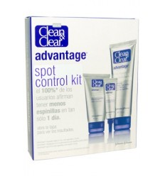 CLEAN & CLEAR PACK 3 productos