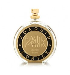 JOAKIN CORTES 24 K MAN EDT 100 ML SPRAY SIN CAJA SIN TAPÓN