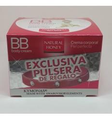 NATURAL HONEY BB BODY CREAM P/SECA 250 ml + PULSERA