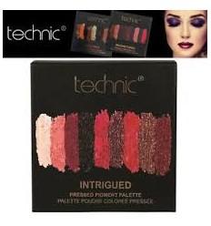 Technic Pressed Pigment Palette